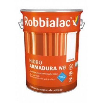 FIXADOR HIDRO-ARMADURA NG BRANCO 15L ROBBIALAC