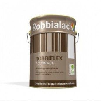 ROBBIFLEX ACETINADO BRANCO 5L