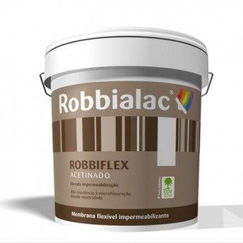ROBBIFLEX BRANCO 15L