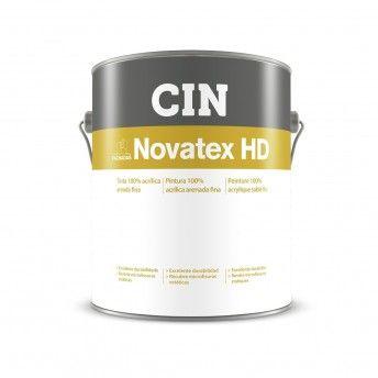 NOVATEX HD BRANCO 5L 10-175 CIN
