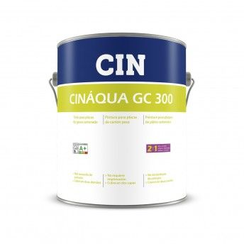 PRIMARIO CINAQUA GC 300 BRANCO 10-300 15L CIN