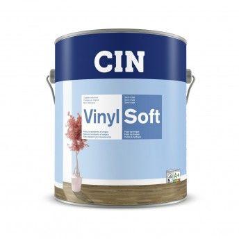 VINYLSOFT SEMI-MATE BRANCO 1L 10-240 CIN