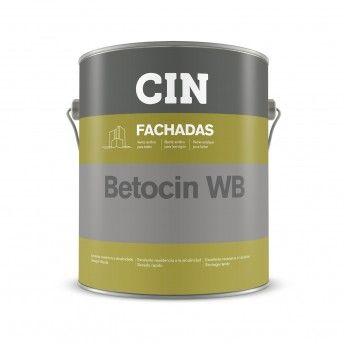 VERNIZ ACRILICO P/BETAO BETOCIN WB INCOLOR 5L 12-565 CIN