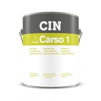 REVESTIMENTO ESPESSO CARSO 1 BRANCO 20Kg 14-945 CIN