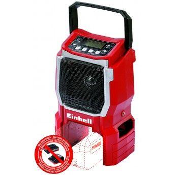 Rádio a bateria TE-CR 18 Li-Solo ref.3408015 EINHELL