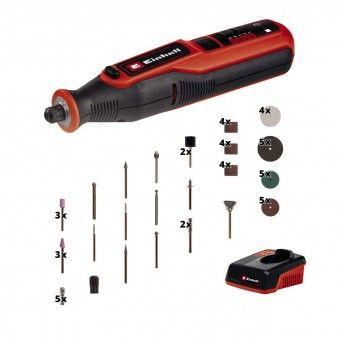 Ferramenta para gravar/lixar a bateria TE-MT 7,2 Li ref.4419330 EINHELL