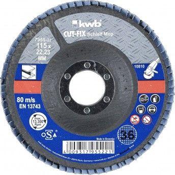 DISCO LAMELADO 115mm GR60 REF 49795526 KWB