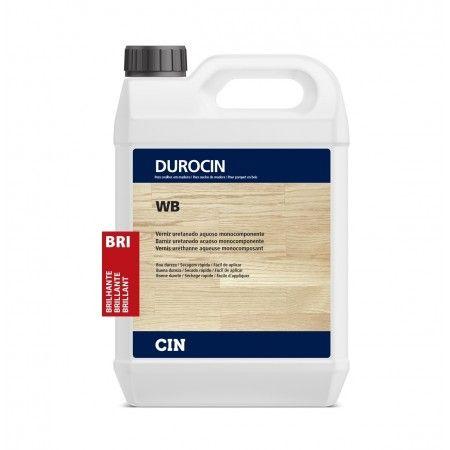 Verniz aquoso brilhante  5L  Durocin 77-175-0005 Cin