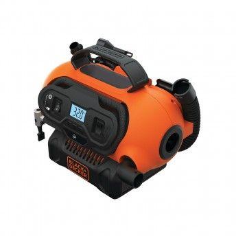 Compressor Portátil 12/18/230V BDCINF18N-QS Black Decker