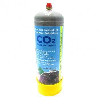 BOTIJA CO2 1L CE-GASCO2PLUS