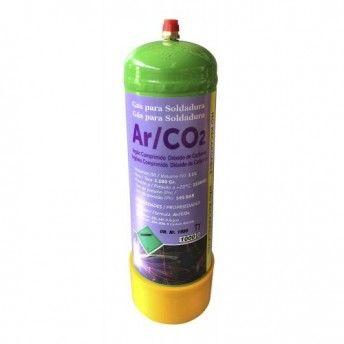 BOTIJA GAS 20%ARGON + 80% CO2 (PARA INOX) 1L CE-GASMIXTOPLUS
