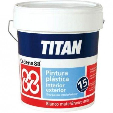 TITAN CADENNA MATE BRANCO 15L