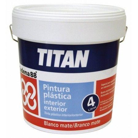 TITAN CADENNA MATE BRANCO 4L