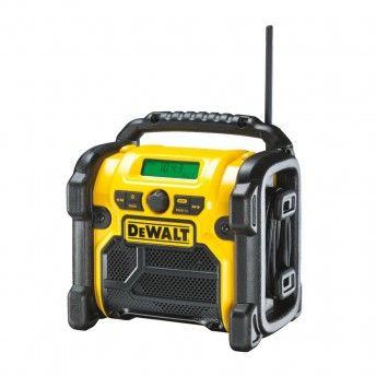 Rádio Compacto XR ref.DCR019-QW DEWALT