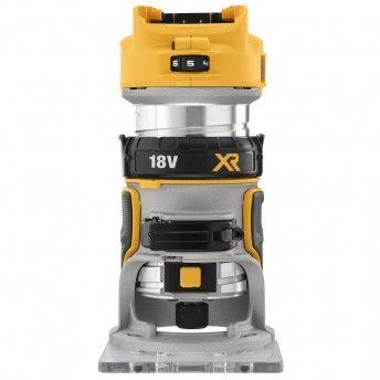 Tupia sem escovas XR 18V sem bateria/ carregador ref.DCW600N-XJ DEWALT