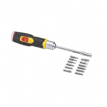 CHAVE PUNHO FMHT0-62691 C/ROQUETE 12BITS STANLEY