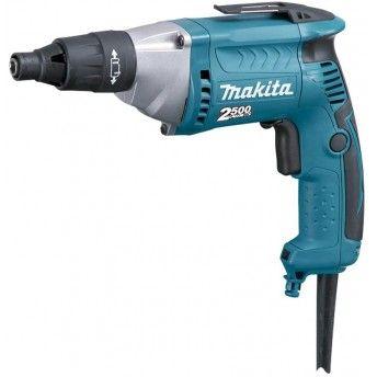 Aparafusadora 570W 0 - 2.500 rpm Caixa FS2500 Makita