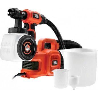 Máquina pintura ref.HVLP400-QS BLACK DECKER