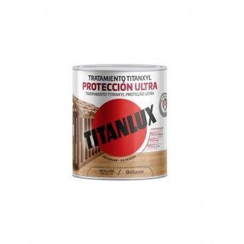 PROTECTOR TOTAL ULTRA TITANXYL INCOLOR 0001 4L TITAN