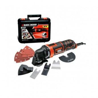 Multi-ferramenta oscilante 300W ref.MT300KA BLACK DECKER