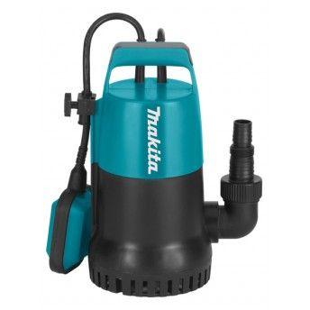 Bomba submersível 300W Águas limpas PF0300 Makita