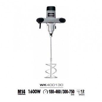 MISTURADOR WK400130 1600W 14MM WERKU