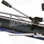 Máq. cortar azulejo c/ rol. MacFer 540910-600BMC 600mm ref. 006.0016 MACFER