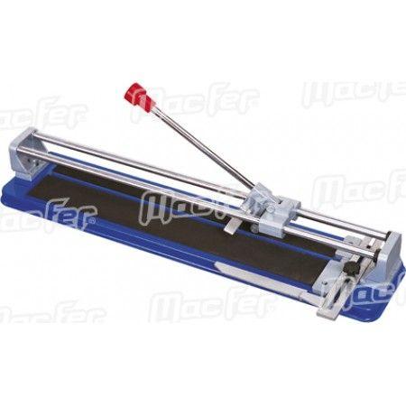 Máq. cortar azulejo c/ rol. MacFer 541002-600 600mm ref. 006.0015 MACFER