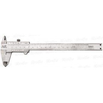 Paquímetro analógico inox (esc. dupla) MacFer A1133 150mm ref. 010.0022 MACFER