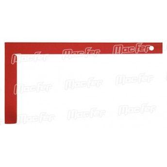 Esquadro aço MacFer GTX-01 400x200mm ref. 010.0096 MACFER