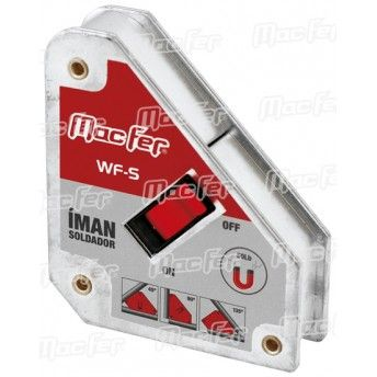 Íman soldador c/ vários ângulos MacFer WF-S 25kg (on/ off) ref. 016.0100 MACFER