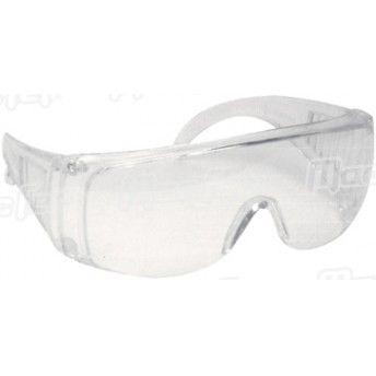 Óculos prot. MacFer QB1213 trans. ref. 017.0018 MACFER