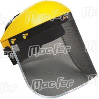Viseira cabeça rede aço MacFer GA0025 ref. 017.0042 MACFER