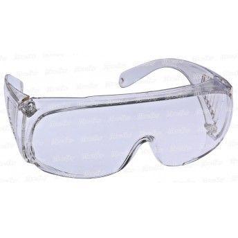 Óculos proteção anti-risco MacFer SG2610 trans. ref. 017.0118 MACFER