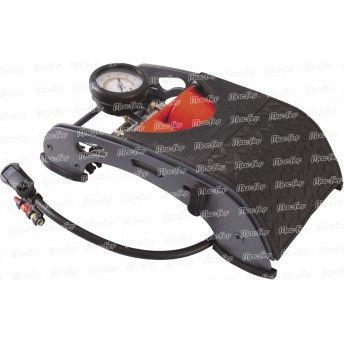 Bomba pedal 2 êmbolos c/ manómetro SF8704G ref 019.0022 MACFER