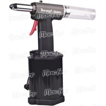 Pistola rebitar pneu. prof.  Z6400V 3,2~6,4mm ref. 030.0002 MACFER