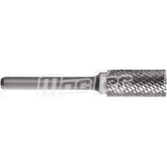 Fresa metal duro cilindrica MacFer FMD-A   6x16mm ref. 061.0001 MACFER