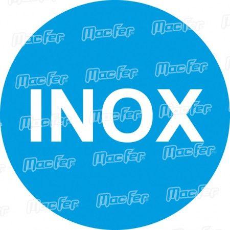 Betumadeira inox MacFer CN2280-1A   80mm ref. 083.0035 MACFER