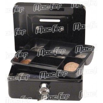 Guarda jóias c/ ranhura  TS-2034B 150x110x80mm ref. 087.0007 MACFER