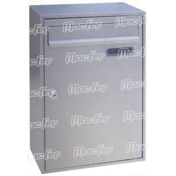 Caixa correio inox  TX0126 ref. 087.0074 MACFER