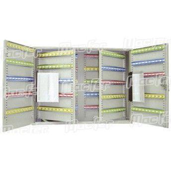 Chaveiro metálico  TS p/   400 chaves (TS400B) ref. 087.0085 MACFER