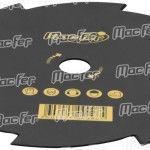 Disco p/ roç. 8 dentes MacFer DR08D 254x1,8mm ref. 090.0098 MACFER