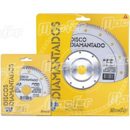 Disco diam. MacFer Super Turbo 230mm ref. 092.0036 MACFER