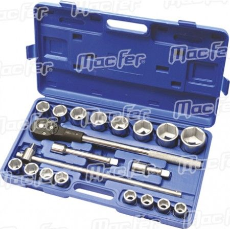 Jg. ch. cx. Cr-Mo MacFer SS-6021-06 3/4