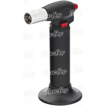 Maçarico a gás precisão c/ isqueiro MacFer FM-040 ref. 114.0051 MACFER