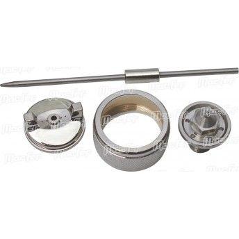 Kit espalhador, bico e agulha MacFer KH2000 1,0mm ref. 130.0085 MACFER