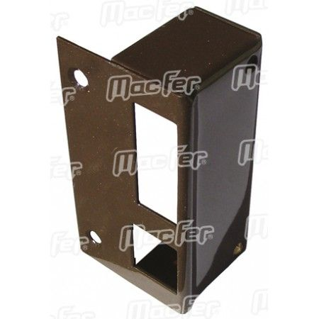 Fechadura pregar á face ch. normal MacFer DR720 120mm Esq ref. 140.0063 MACFER