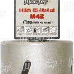 Serra craniana bimetal HSS-Cobalto 8% MacFer SC-M42 121mm ref. 160.0053 MACFER