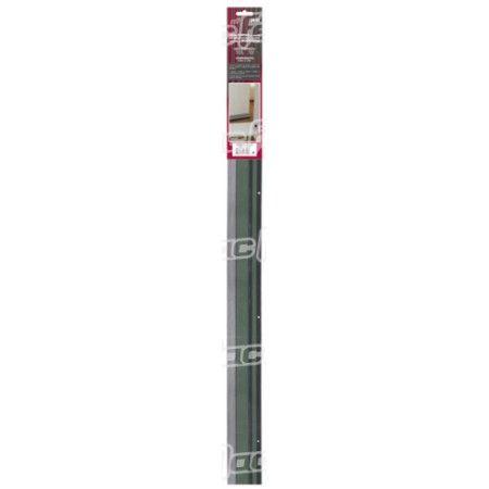 Veda portas alumínio borracha mf AR12-04 1200mm verde ref. 178.0024 MACFER