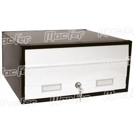 Caixa correio grande simples  PB01G verde ref. 179.0002 MACFER